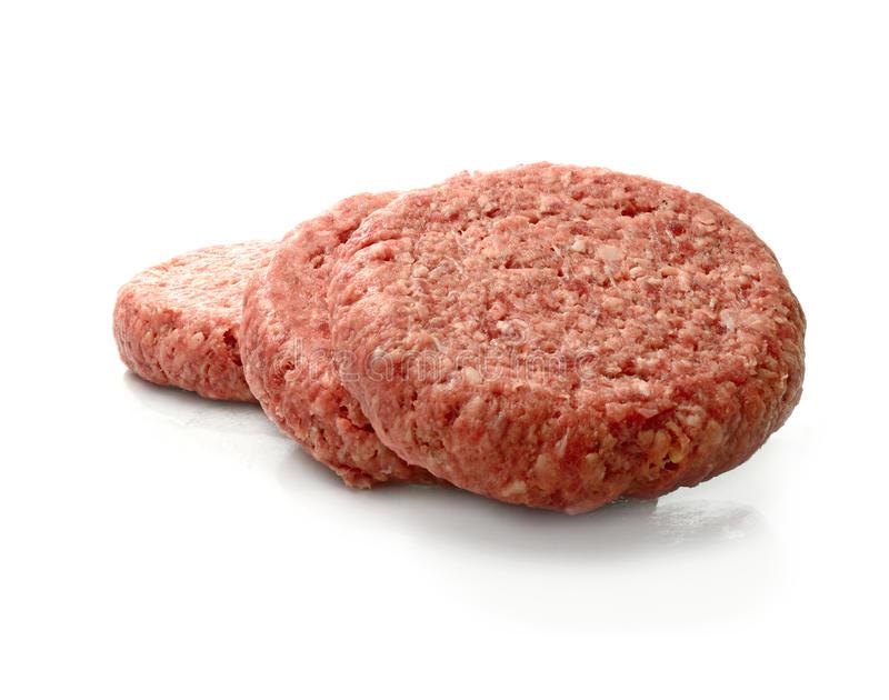 Condihamburguesas de carne